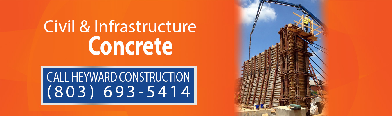 Civil and Infrastructure concrete